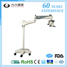 YZ20P6 Surgical Mobile Operating Microscope For Eye And Dental Use