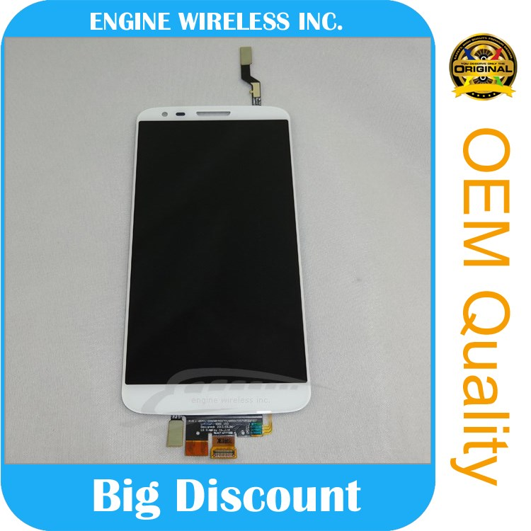 mobile phone lcd replacement lcd For LG g2 lcd screen parts