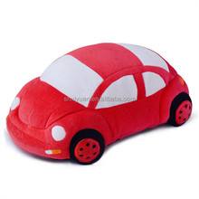 New products funny plush baby stuffed car toy for game