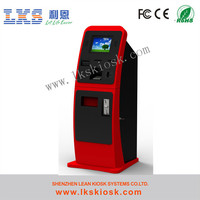 ShenZhen Kiosk Lockable Enclosure Tablet Windows Fingerprint Reader