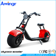 Top quality Fat tire city coco China harley electric scooter citycoco 1000w suppliers