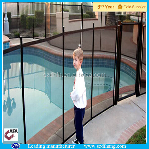 Solar pool fence lights safety fence for pool plexiglass for Plexiglass pool fence