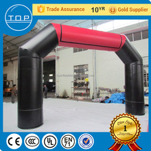 Hot selling arch tunnel inflatable halloween with low price