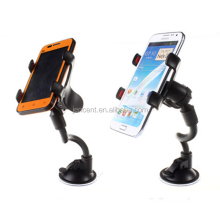 long neck mobile phone car holder, cell phone holder for car, car holder phone
