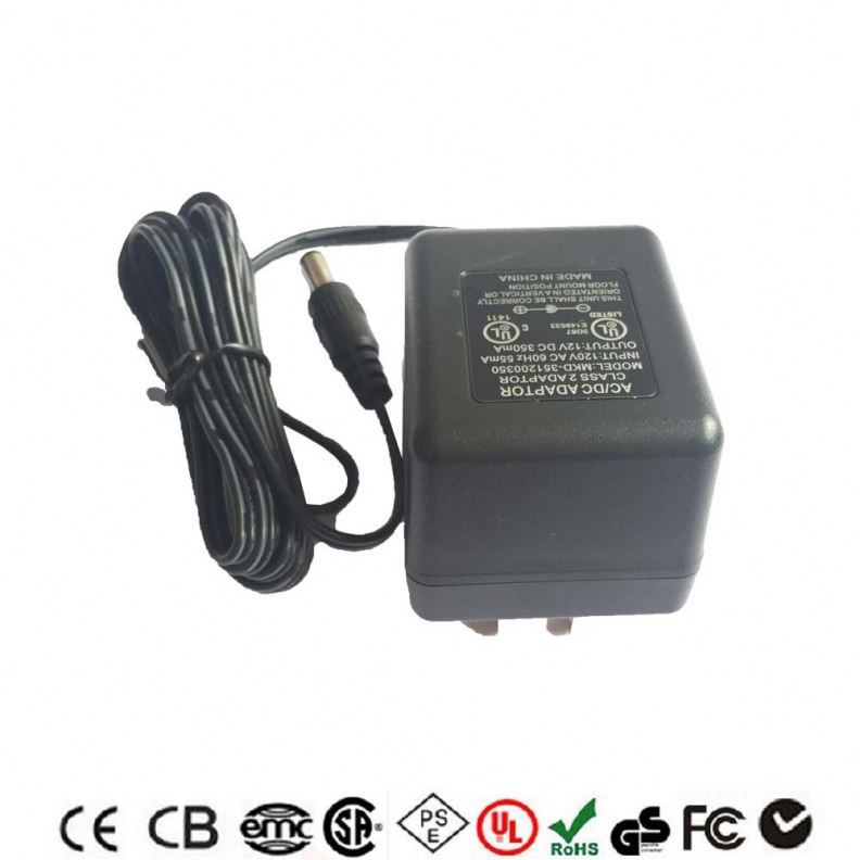 UL,GS,CE,FCC Certifications Output 3.7V 2000Ma Ac Ac Adapter 9V