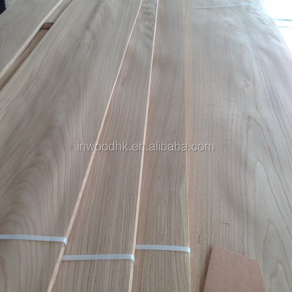 American White Oak Face Veneer with Good Quality