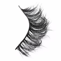 #MT18 2017 Hot selling Densed Horse hair 3d lashes
