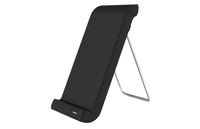New arrival round shape mini wireless charger compatible with smart phones
