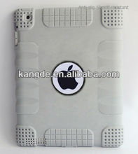 shock-resistant silicone case for ipad 4