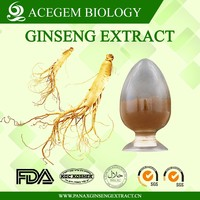 100% Health product Pesticide Free Ginseng Extract Powder, 10% Polysaccharides