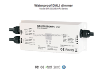 UL listed IP67 Waterproof DALI LED Dimmer SR-2302B(WP)