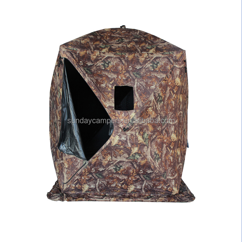 Winter Carp Military Camping Tents Hunting Blinds / Ice Fishing Tent