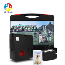 10 dogs Underground Shock Dog Fence Training Collar Pet Electric Fencing e-026
