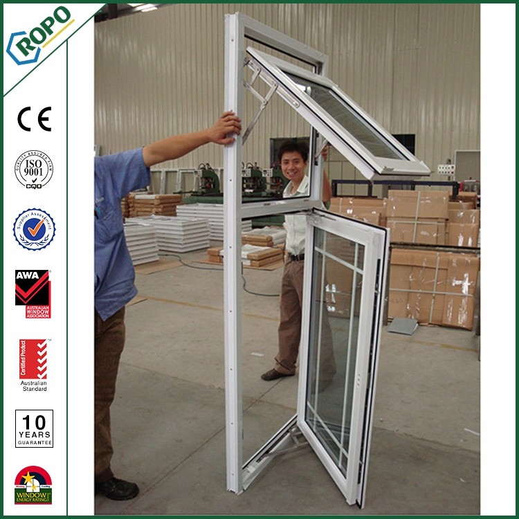 Wholesale Pvc White Decoration Screen Interior Security Window Grill