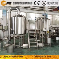 Top Sale Small Beer Peoduction Line