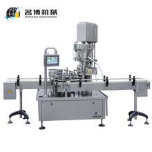 Mingbo China Hot Sale Automatic Vacuum Packing Filling Machine For Bottles