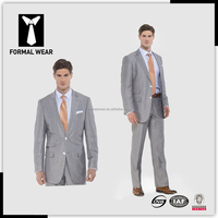 New design 2 piece coat pant men suit tailor made in China