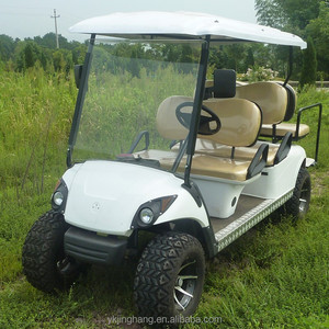 6 passenger off road 250cc 4 stroke gasoline powerd golfcart with low price