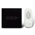 Hot! EU/US/UK remote control touch Timmer switch smart home touch light wall power switch
