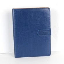 Usiness for sale agenda note book personalized agenda book PU leather dairy book