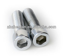 Button Head Bolt/Fishtail Bolt And Nut/Zinc Plated Fishtail Bolt