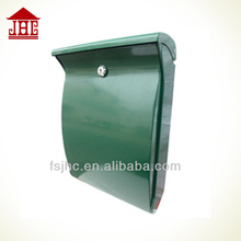 PP plastic letter box/ commercial mailboxes for sale/ letter box wall mount