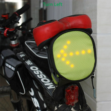 Wireless led light for bike signalisation bag vinfine bicycle accessories 2015 VF-BD03