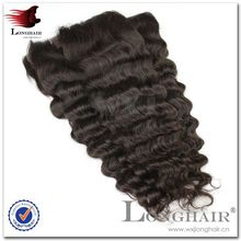 "top grade real virgin brazilian hair cheap and high quality natural straight 4""*4"" lace top closure"