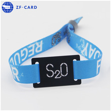 MIFARE Ultralight(R) EV1 tags with wristband for cashless software