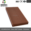 2017 cheap and best quality wpc decking plastic wood plank flooring waterproof composite decking