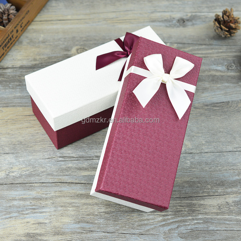 imperial red fancy cardboard packaging boxes for perfume