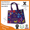 Reusable low price best sale Cheap foldable high quality reusable pp non woven shopping bags