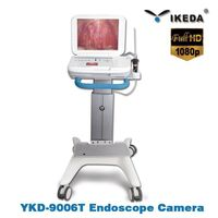 Video Light Source medical endoscope for bronchoscopy