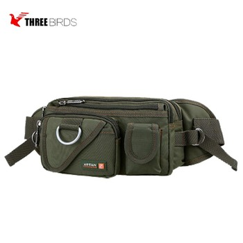 Waterproof Fanny Pack Pocket Wallet Running Pouch Sports Fitness Waist Bag for men