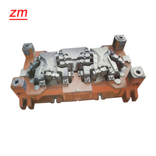 Custom metal automobile parts punching tool stamping die make and design