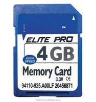 Write CID number full capacity 8GB 16GB Memory card FOR Car GPS
