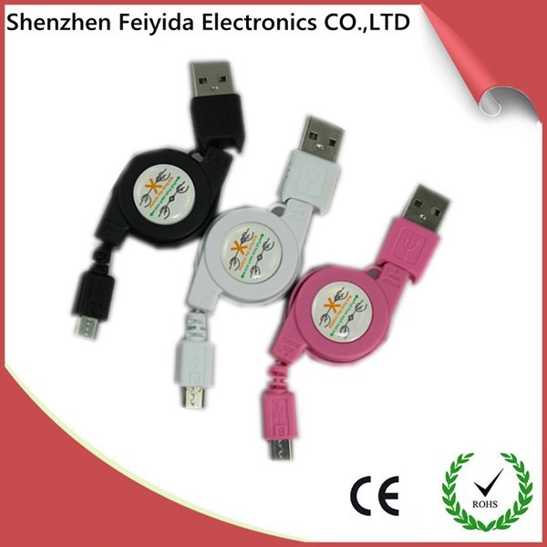 2015 Alibaba Express Flexible USB Extension Cable, Samsung USB Cable