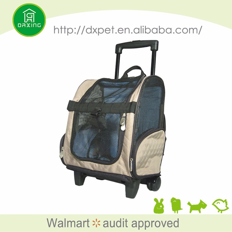 Backpack expandable wholesale airline approved pet carrier