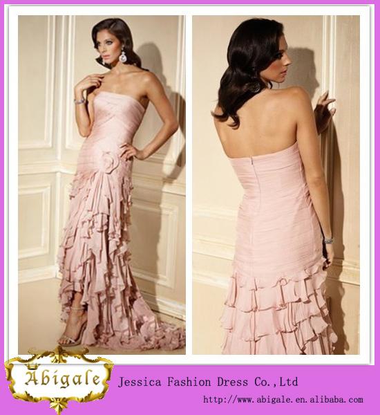 Venta caliente encantador hermoso hilo strapless dillards vestidos ...