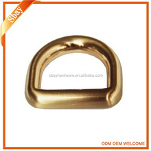 Wholesale handbag hardware accessories of d ring
