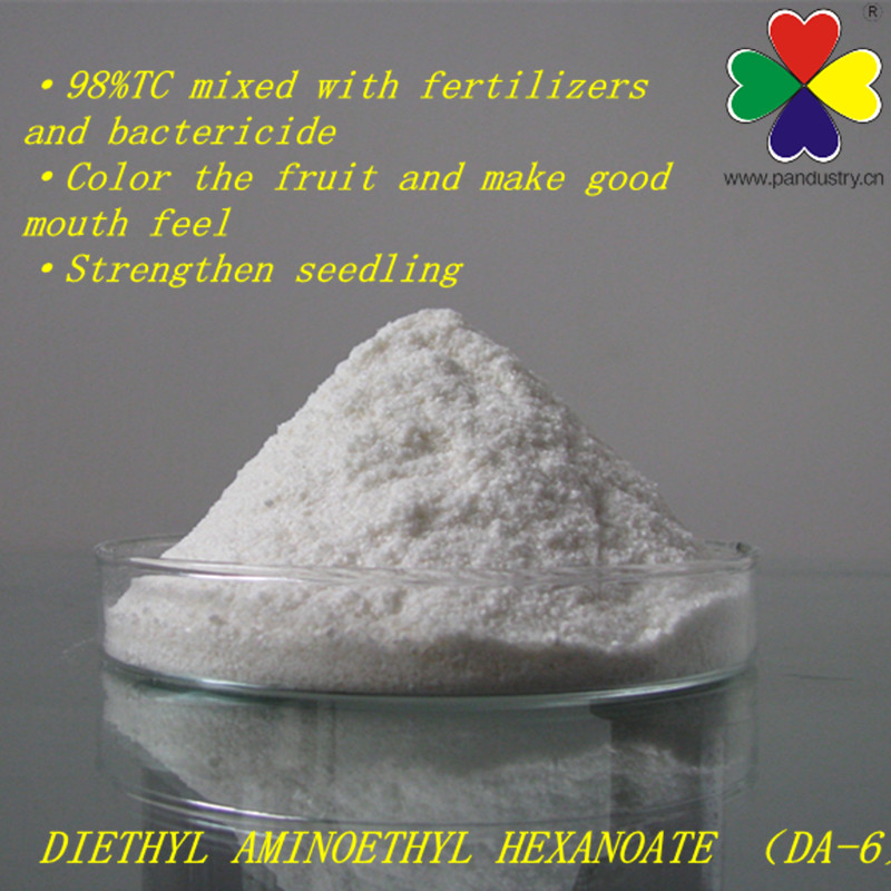 additive fertilizer da-6 98%TC with good effect