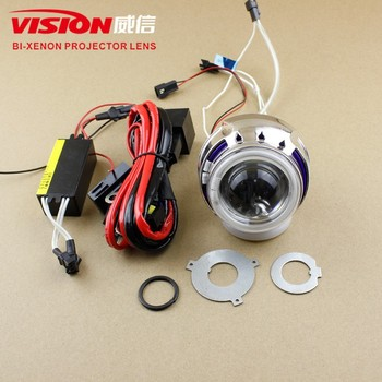 VS-M809 Newest Hid Car Or Motorcycle Projector Light Hid Bi-xenon Projector Mini Lamps