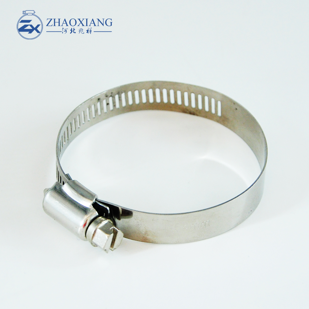 oem&odm miniature all stainless worm gear hose clamp