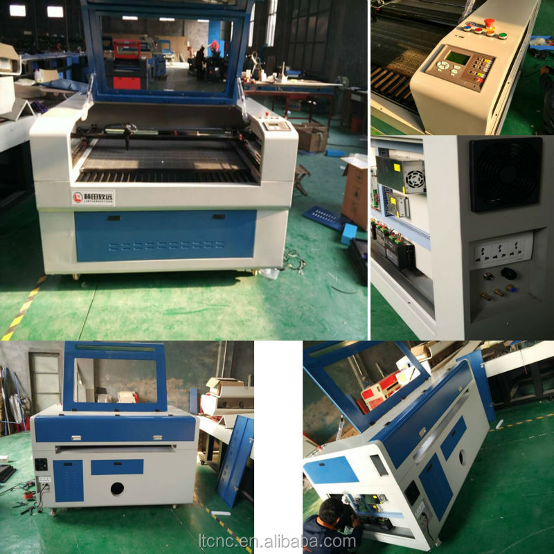 Acrylic laser cutting machine 1290/hobby CNC laser cutter/engraver LT-1290 manufacturers looking for distributor