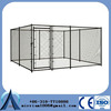 5'x10'x6' New design unique galvanized cheap chain link dog kennels