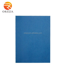 230gsm A4 size colored cover embossed paper