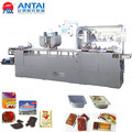 Manufacturer China High End Small Candy Blister Packing Machine
