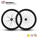 Hot Wheels 50mm Tubular Width 21mm Fixed Gear /Track Wheels Bike 700C Aero Spokes 3k Matt Glossy
