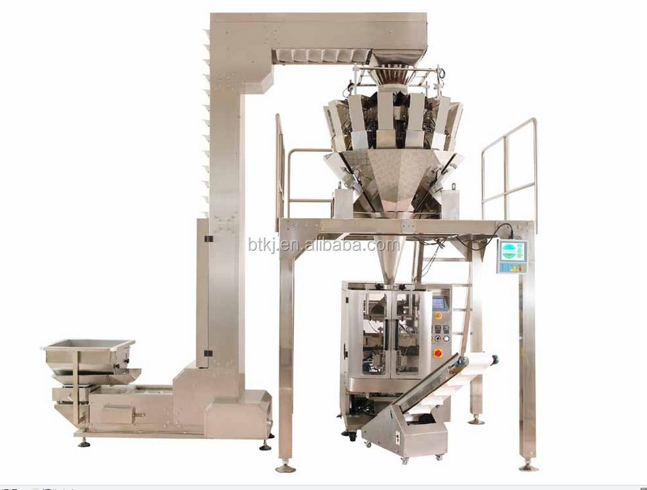 Full Automatic Flour Price Milk Powder Date Packing Machine