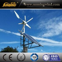 Sunning 400Wwind mill power generator for hikvision ip camera in Bahamas